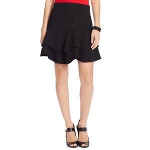 Lauren Ralph Lauren Flounced Ruffled Skirt NWT 6